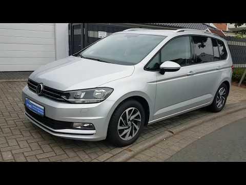 Volkswagen Touran 1.6 TDI DSG Sound