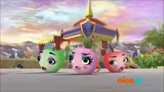 Regal Academy - Girls transforms into Apples