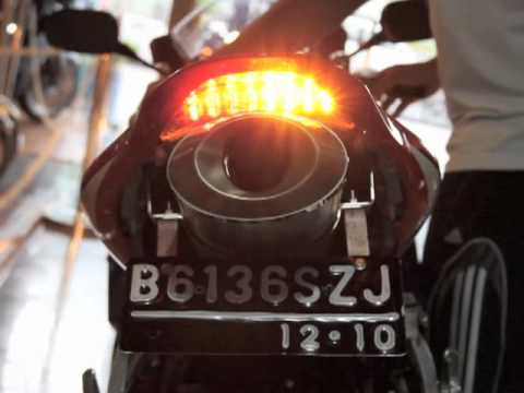 race craft led integrated tail light 2011 honda cbr600rr. Black Bedroom Furniture Sets. Home Design Ideas