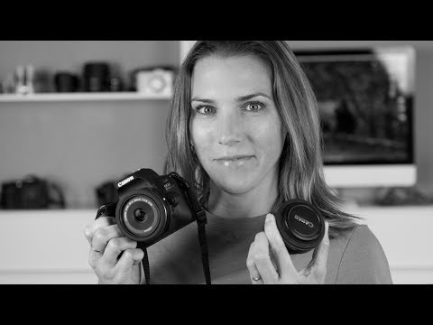 BRAND NEW DSLR Canon Rebel SL2 - What I'm Shooting With This Week