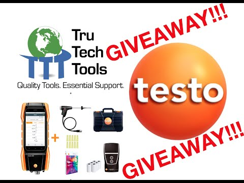 Testo 300 Giveaway And Overview! Subscribe And Fill Out Form To Enter To Win!