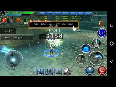 Avabel Online: Summoner Light Lord Class In Rush 2018