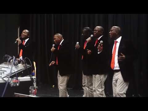 shiloh Quartet- Mwami ulaboola (live in England)