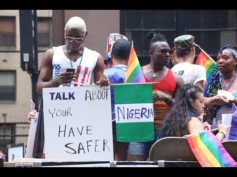 """""""No Room For Gay Africans"""" - Africa In The City"""