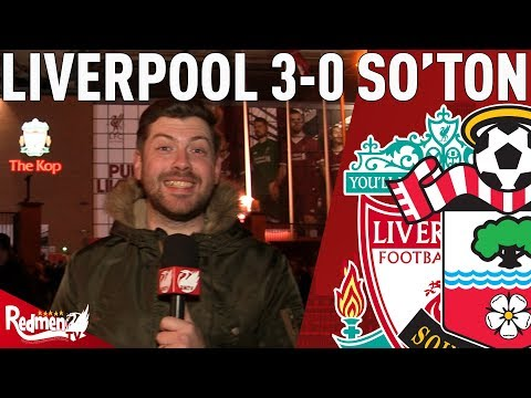 'We've Dispatched Southampton, Finally!' | Liverpool v Southampton 3-0 | Paul's Match Reaction