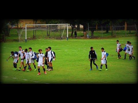 Cruz Azul Oceanía vs. Pumas Lindavista 2004 - Prodefut - Torneo de Copa 2017 - J2