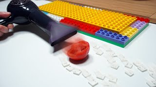 Create a Monitor and Keyboard - LEGO Stop Motion  movie