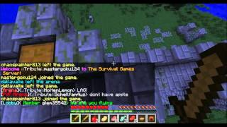 Minecraft Hunger Games Episode 9 Dramatic Music Time