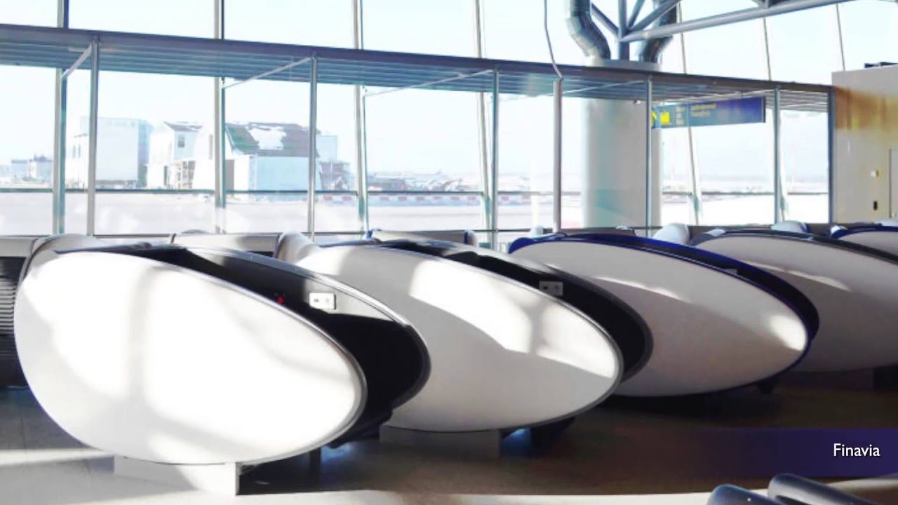 Sleeping Pods With Retractable Covers Debut at European ...