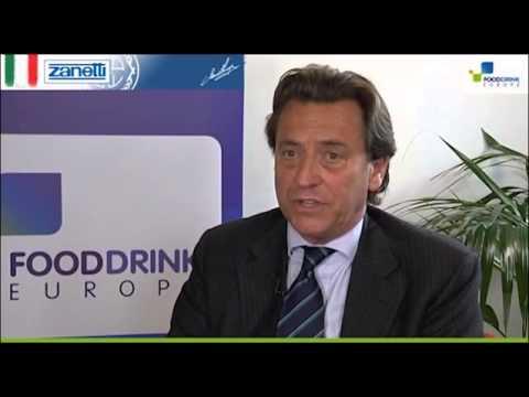 Mr attilio zanetti fooddrinkeurope board member for Zanette spa
