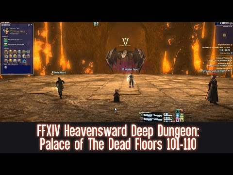 FFXIV Palace of The Dead Floors 101-110 (Party)