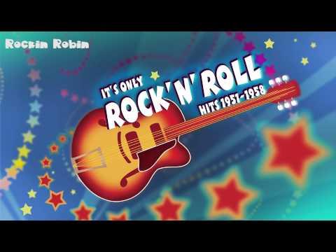 Bobby Day - Rockin' Robin - Rock'n'Roll Legends - R'n'R + Lyrics