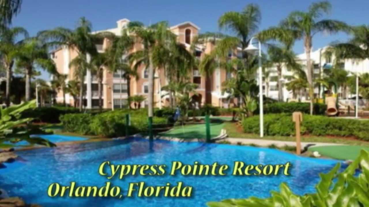 cypress pointe resort orlando florida youtube. Black Bedroom Furniture Sets. Home Design Ideas