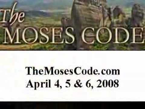 James Twyman talks about The Moses Code