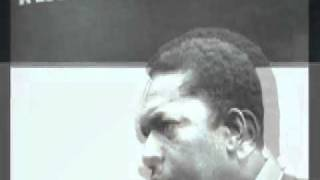 John Coltrane - A Love Supreme - Part 2 Resolution Live