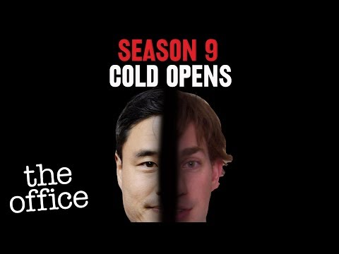 BEST Cold Opens (Season 9)  - The Office US