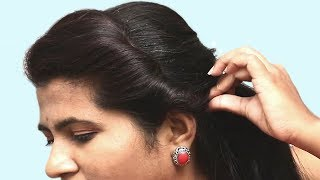 2 Beautiful Hairstyle for Wedding/party/Function | Hair Style Girl | PlayEven Fashions