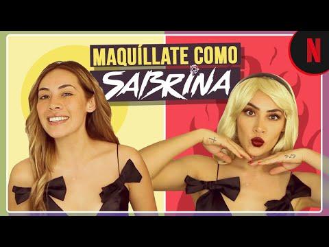 Tutorial para maquillarte como Sabrina, por Yaz Kyky