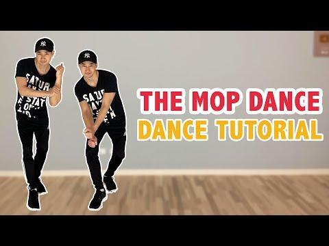 HIT THE MOP DANCE TUTORIAL
