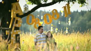 Видео приглашение на свадьбу. Wedding video invitation.