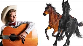 Old Town Road but it's only Mason Ramsey