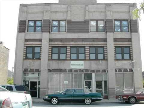 African American Landmarks in Bronzeville Chicago, USA