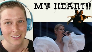 CELINE DION - MY HEART WILL GO ON (BBMA 2017) | REACTION