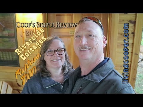 Coop's Simple Review - Riverside Cottages, Ruidoso, NM