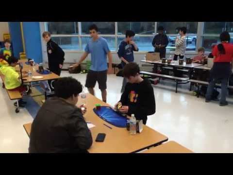 Kỷ lục thế giới Rubik 3x3 2015: 4,904 giây | 3x3 Rubik