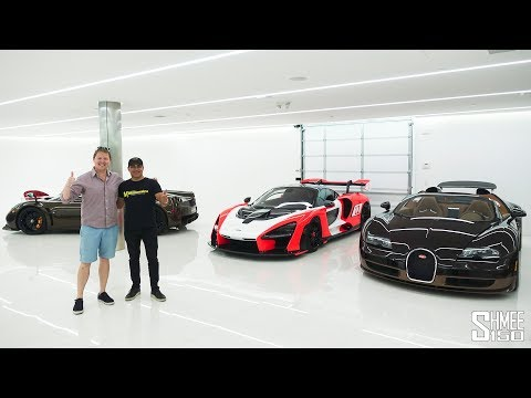 The New Cars in Manny Khoshbin's Hypercar Garage!