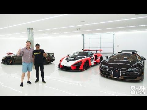The New Cars in Manny Khoshbin's Hypercar Garage!