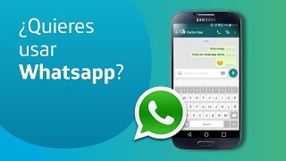 Uso de Whatsapp adulto mayor