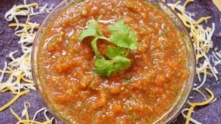 Easy Homemade Salsa Recipe: Diane Kometa - Dishin With Di # 1