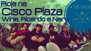 Cisco Plaza com Winie Alvarez, Ricardo Alves e Sergio Nery