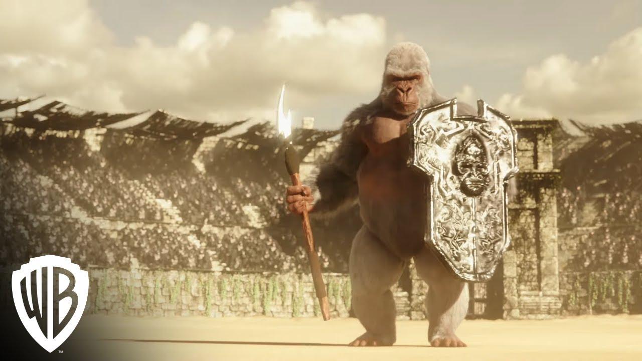 Download The Flash | Rise Of Gorilla City | Warner Bros. Entertainment