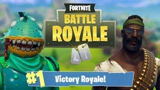 New Fortnite Skins! Pro Fortnite Duo Builder | Fortnite Battle Royale |