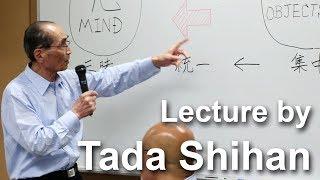 Aikido Lecture - Tada Hiroshi Shihan - 12th International Aikido Federation Congress in Takasaki