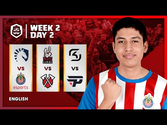 Clash Royale League: CRL West 2020 Fall | Week 2 Day 2! (English)