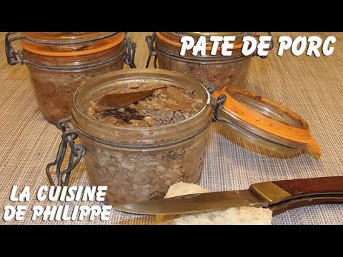 pâté-de-porc
