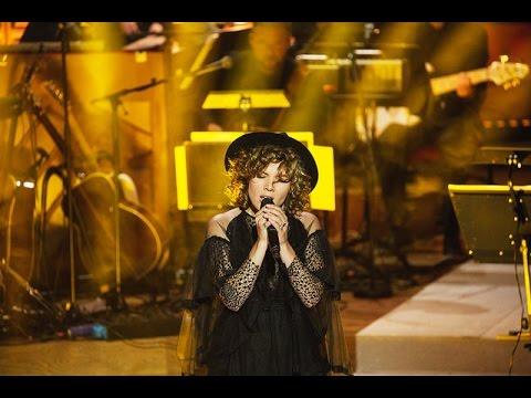 "Amanda Bergman performing ""Love me harder"" at the Polar Music Prize Ceremony 2016"