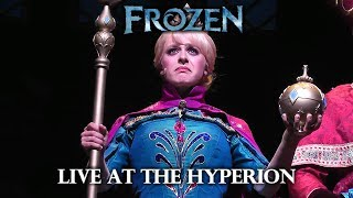Download Frozen: Live at the Hyperion - Chelsea's Final Performance (at the time) - DCA - HD Mp3 and Videos
