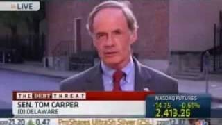 Sen. Tom Carper on CNBC