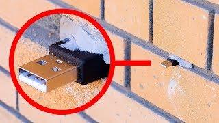 Eğer Duvarda Böyle Bir Şey Bulursanız, Dokunmayın ve Çekmeyin!