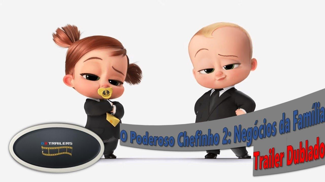 Download O Poderoso Chefinho 2 Negócios da Família  -Trailer Dublado