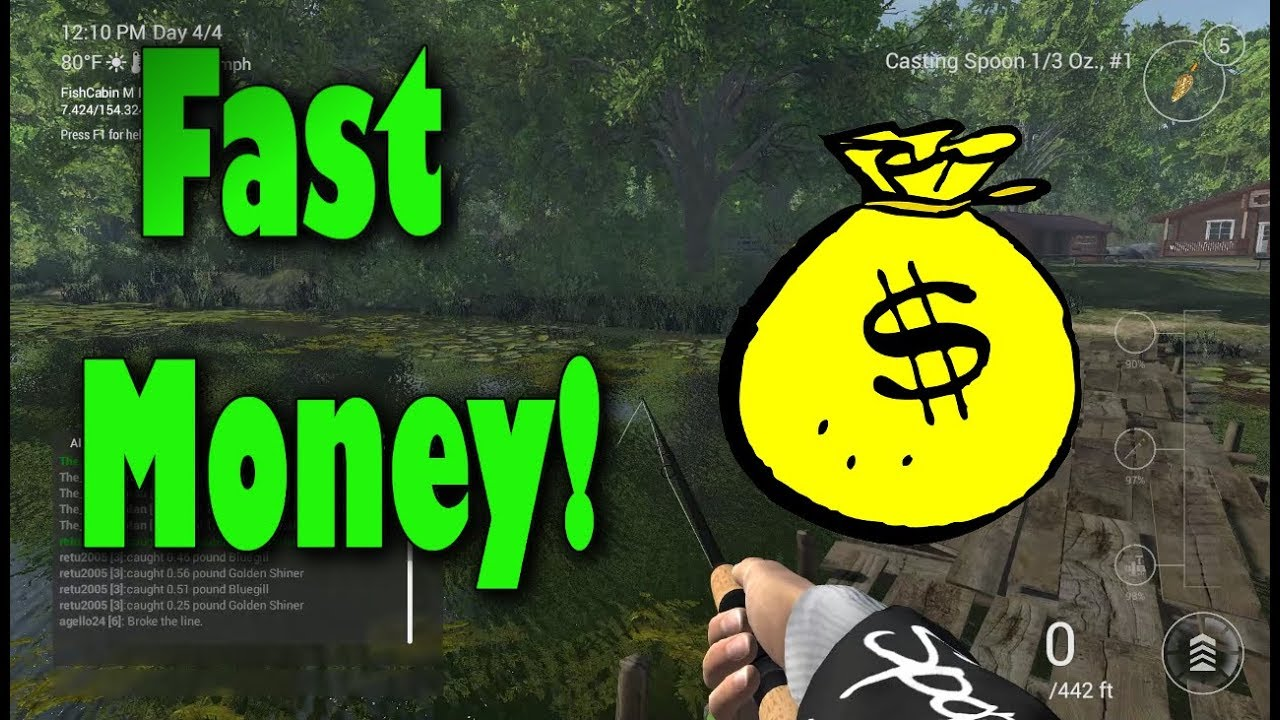 *EASY* Money Making Guide (Catch Fish Every Cast!) | Fishing Planet
