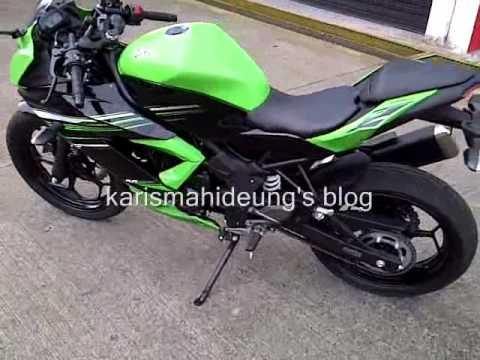 Top modif ninja 250 rr mono