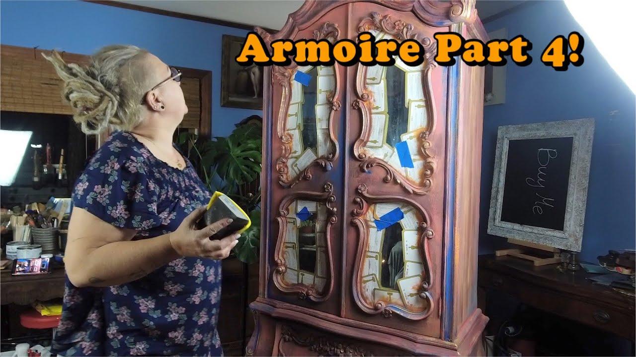 Armoire Part 4!