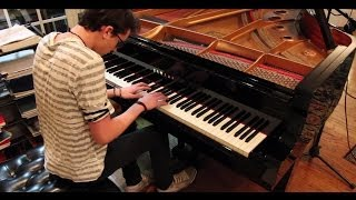 Coldplay - Midnight (Grand Piano Cover)