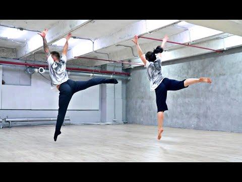 Contemporary Choreography / Dmitry Akimenko & Lena Karpovich