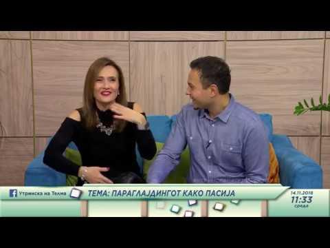 Utrinska Na Telma - Viktor Boev, Paraglajdingot Kako Pasija